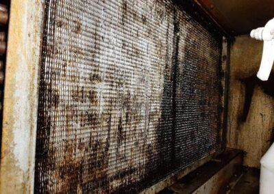 naprawa i czyszczenie centrali wentylacyjno-klimatyzujące restauracja gliwice