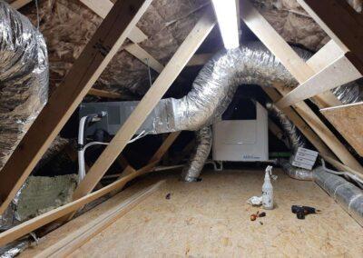 montaż klimatyzacji kanałowej - Pyskowice