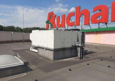 Naprawa klimatyzacji Auchan i Decathlon Katowice