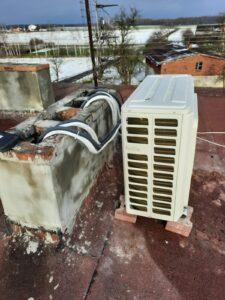 Montaż klimatyzacji split - Gliwice