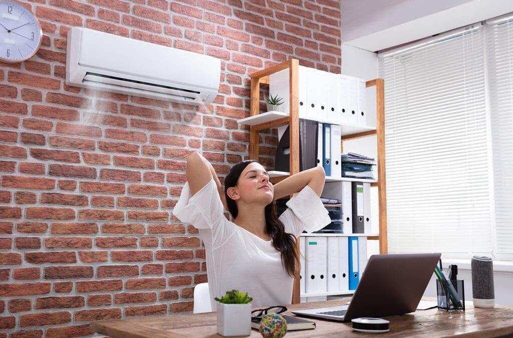 montaż klimatyzacji biuro firma